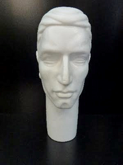Male Plastic Head