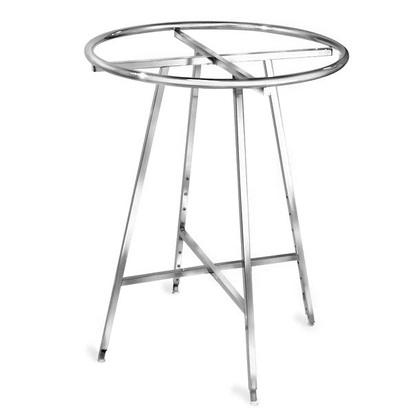 Glass Top for Adjustable Round Rack