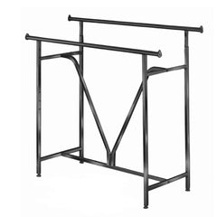 "Extra Heavy ""V"" Construction Double Rack"