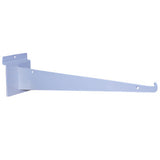 Slatwall Glass Shelf Brackets (5 Sizes)