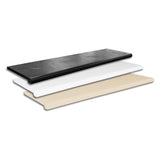 "13"" Plastic Bullnose Shelves (2 Sizes)"