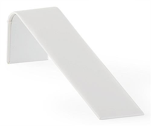 White Leatherette Small Ramp