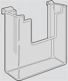 Gridwall Brochure Holder