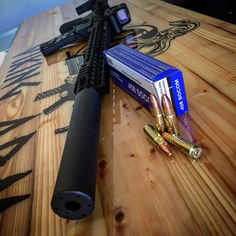 Viking Armament - 458SOCOM package