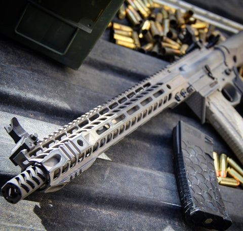 X-Caliber - Beowulf 12.7x42 Barrel and Bolt