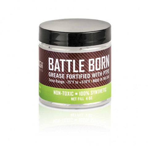 Breakthrough Clean Technologies - Battle Born Grease  4oz Jar