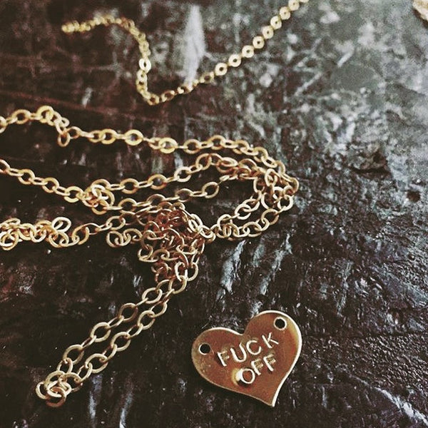 Tainted Love Necklace