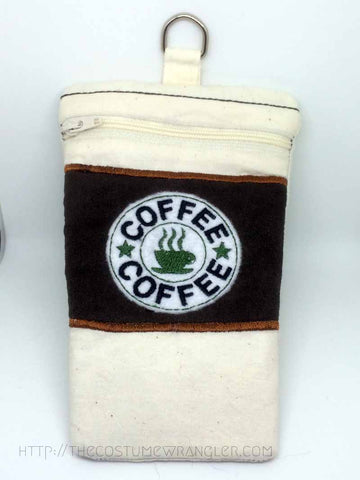 Cup-o-Joe On The Go Zipper Pouch
