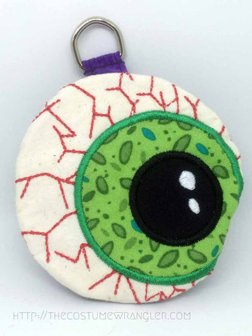 All Seeing Eye Mini Zipper Pouch