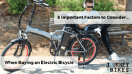 How To Choose an Electric Bicycle | Electric Bike Buying Guide