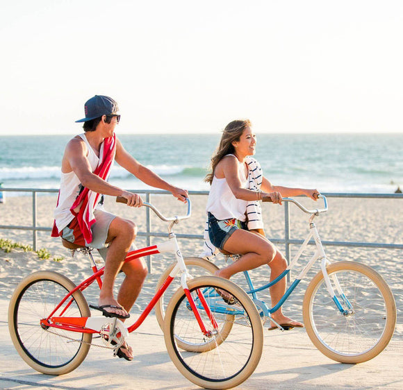 5 Signs You're A Beach Cruiser