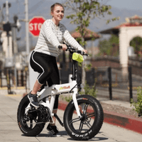 Addmotor Electric Bikes Addmotor MOTAN Electric Bicycle 750W Folding 20 Inch Fat Tire E-Bike M-160 R7