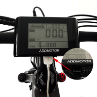 Addmotor Electric Bikes Addmotor MOTAN Electric Fat Tire Mountain Bike 750W 11.6 AH 26 Inch M-560 P7