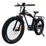 "Addmotor Electric Bikes Addmotor MOTAN M-5500 Flying Tiger 26"" Hunting Electric Bicycle 1000W 48V Battery"