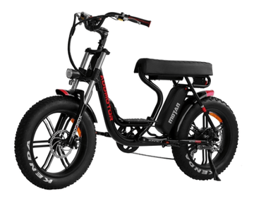 Addmotor MOTAN M-66 R7 Step Thru Electric Fat Tire Bike
