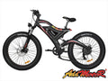"Addmotor MOTAN M-850 P7 750W 11.6 AH 26"" Electric Fat Tire Mountain Bike"