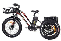 Addmotor Electric Bikes One Size / Black Addmotor MOTAN M-350 P7 750W 14.5 AH Electric Fat Tire Trike