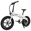 "Addmotor MOTAN M-160 R7 750W 20"" Folding Fat Tire Electric Bicycle"