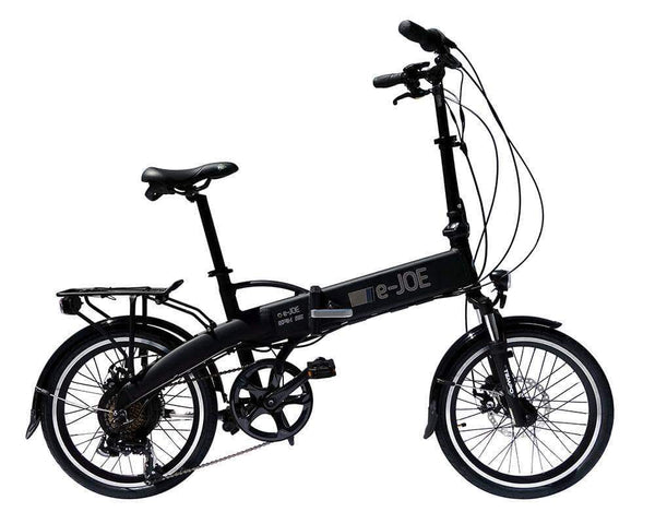 "E-JOE Electric Bikes 20"" / Matte Black e-JOE EPIK SE 48V 500W Electric Folding Bike"