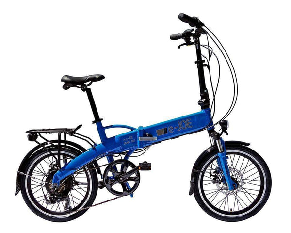 "E-JOE Electric Bikes 20"" / Sky Blue e-JOE EPIK SE 48V 500W Electric Folding Bike"