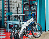 E-JOE Electric Bikes e-JOE EPIK SE 48V 500W Electric Folding Bike