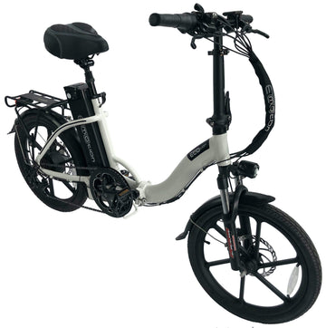 EcoMotion Roko 48V 350W Electric Folding City eBike