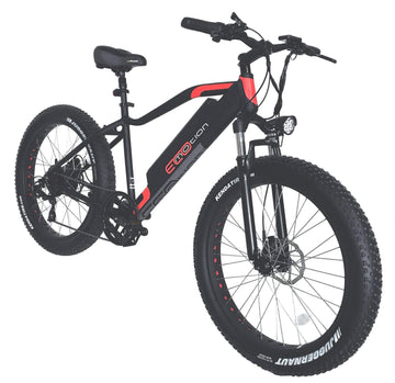 EcoMotion Core Pro 48V 500W Electric Fat Tire Mountain Bike