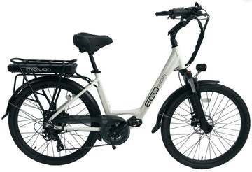 EcoMotion City 36V 350W Step Through City Electric Bicycle