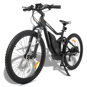 Ecotric Tornado 48V 750W Full Suspension Electric Mountain Bike