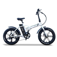 Emojo Electric Bikes Emojo Lynx Pro Sport 48V 500W Fat Tire Folding eBike