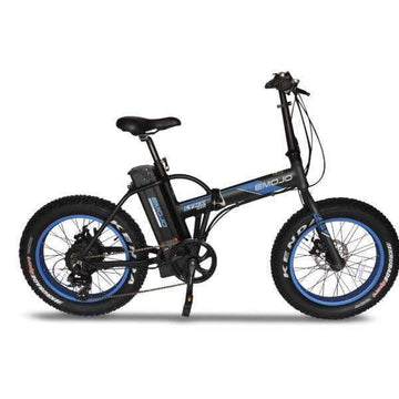Emojo Lynx Pro 48V 500W Fat Tire Folding eBike