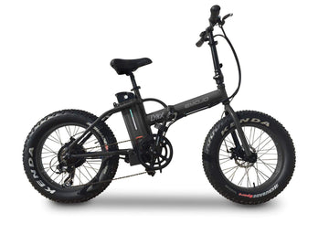 Emojo Lynx 36V 500W Fat Tire Folding eBike