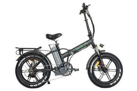 Green Bike USA GB1 Mag Fat Tire Folding 48v 750w Electric Bike