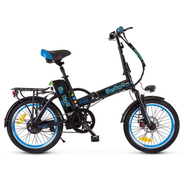 GreenBike 36V 350W Urban Folding Electric Commuter Bike