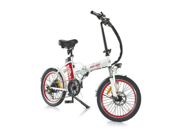 GreenBike Electric Motion Electric Bikes GreenBike Alpha Speed 250W 36V Folding Electric Bike