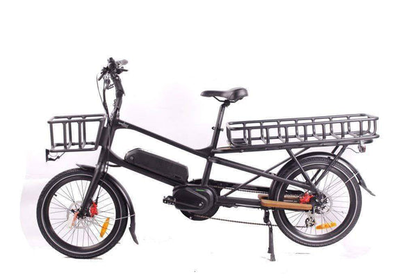 GreenBike Electric Motion Electric Bikes GreenBike Cargo 500W 48V 12.8 Ah Electric Cargo Bike