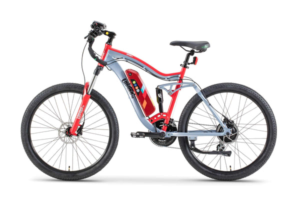 GreenBike Electric Motion Electric Bikes GreenBike Enduro 48V 350W Electric Mountain Bike