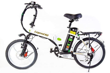 GreenBike Legend HD 350W 48V Folding Electric Bike