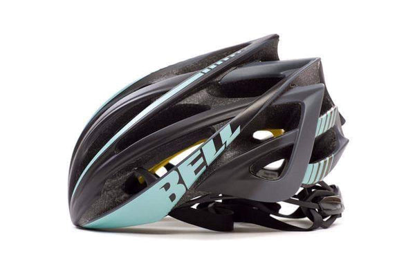 Hold Fast Accessories Black Light Blue / Medium Bell Gage MIPS Equipped Bicycle Helmet