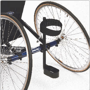 Invacare Top End Accessories Black Invacare Handcycle Crutch Holder & Strap