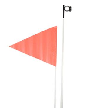 Flag Pole for Handcycle