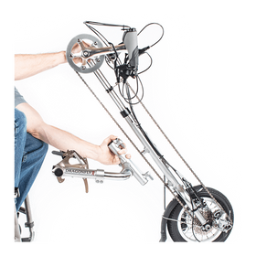 Dragonfly Attachable Manual Handcycle