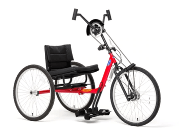 Excelerator Handcycle XCL STOCK Model Fast Ship