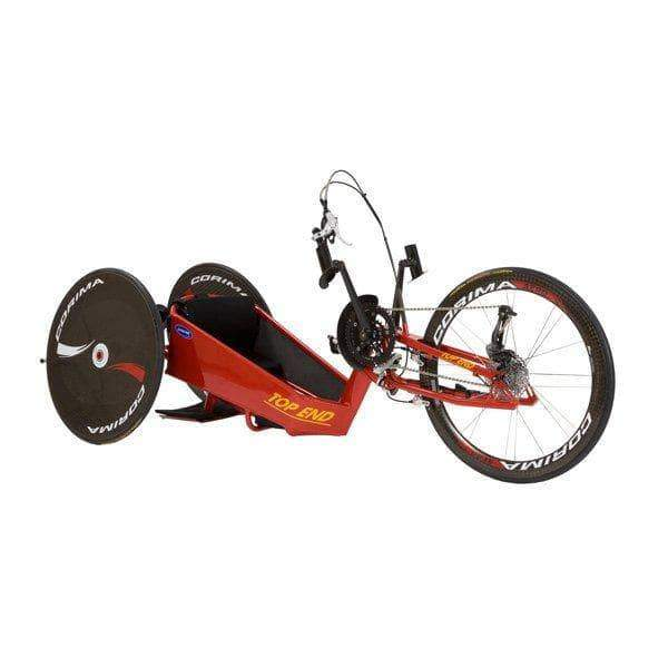 Invacare Top End Handcycle Force-K Handcycle Custom Double Amputee