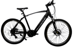 "Micargi Electric Bikes 26"" / Matte Black Micargi Storm 36V 350W Electric Mountain Bike"