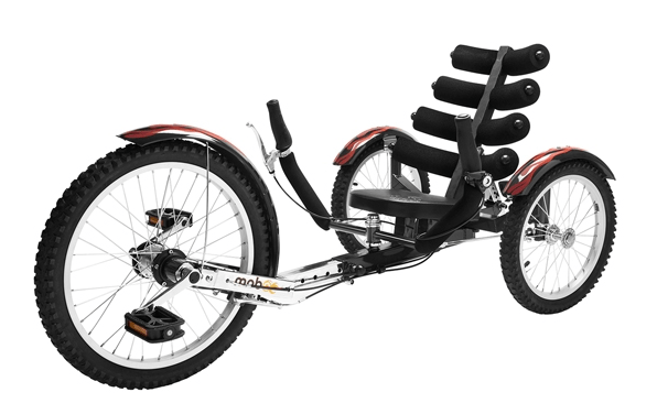 Mobo Shift Recumbent Bike