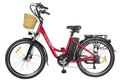 "Nakto Strollor Cruiser 36V 12AH 250W 26"" Electric City Bicycle"