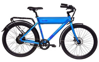 "Ride1Up Electric Bikes 26"" / Blue Ride1Up Roadster Ghost 48V City Electric Bicycle 26"""