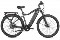 "Ride1Up Electric Bikes 27.5"" / Matte Gray Ride1Up 700 Series 48V Electric Cruiser City Bicycle - XR"