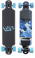 Ride1Up Electric Skateboard Maple Drop-Thru Slopestyle Electric Skateboard